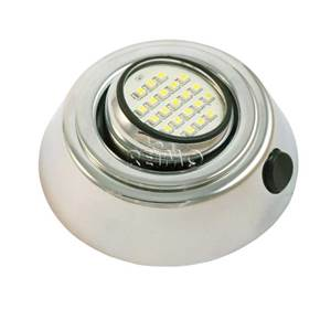 SPOT EN SAILLIE 21 LED avec interrupteur, 1.4 W, DIAM. 110mm
