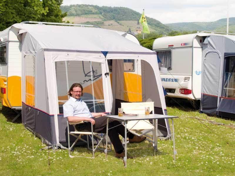 tarragona auvent caravane 250x250xh240cm. Black Bedroom Furniture Sets. Home Design Ideas