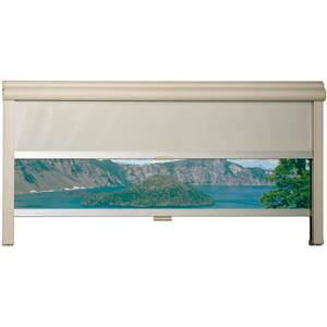 REMIFLAIR I - CASSETTE DOUBLE STORE - 1100X600MM creme