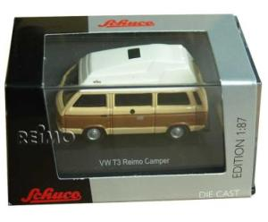 MINIATURE VW T3 COLLECTION 1:87