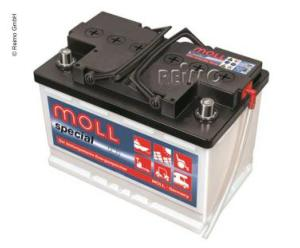 BATTERIE MOLL 90Ah SPECIAL SOLAIRE