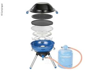 PARTY GRILL 400 DE CAMPINGAZ 30MBAR-BARBECUE-PLANCHA-RECHAUD-WOK